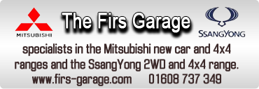 The Firs Garage - Mitsubishi
